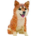 カプセルトイ  『はしもとみお 犬の彫刻』