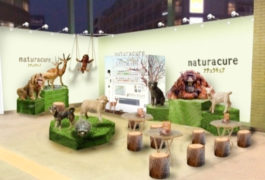 naturacure<ナチュラキュア>デビューイベント